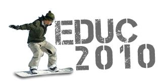 EDUC 2010 logo
